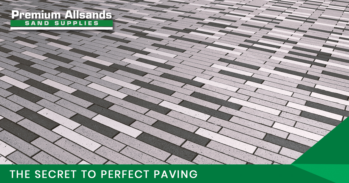 The Secret to Perfect Paving